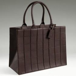 Bolinder Stochholm Sofia Tote Bag Dark Brown