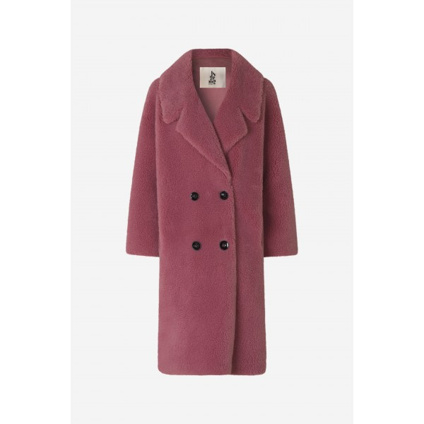 By Dreams Abby Coat Pink