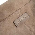 Depeche Medium Suede Bag Sand