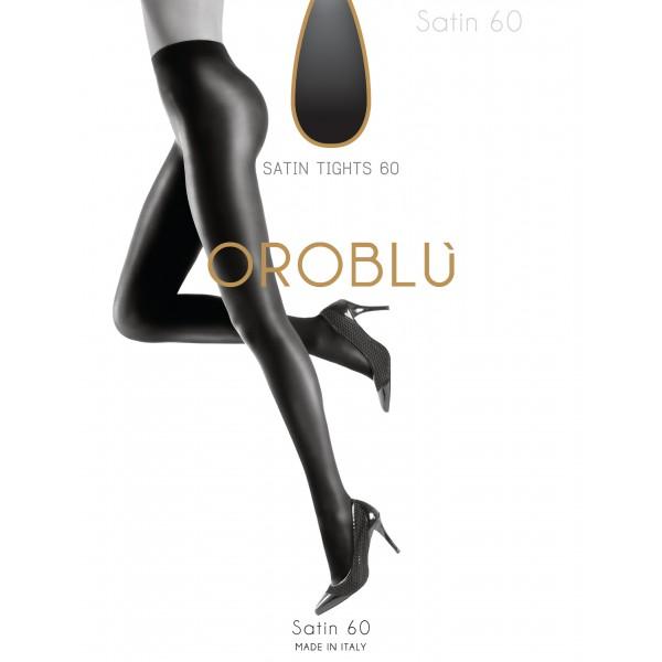 Oroblu Satin 60 Blå