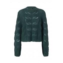Graumann Kiff Knit Mohair Green