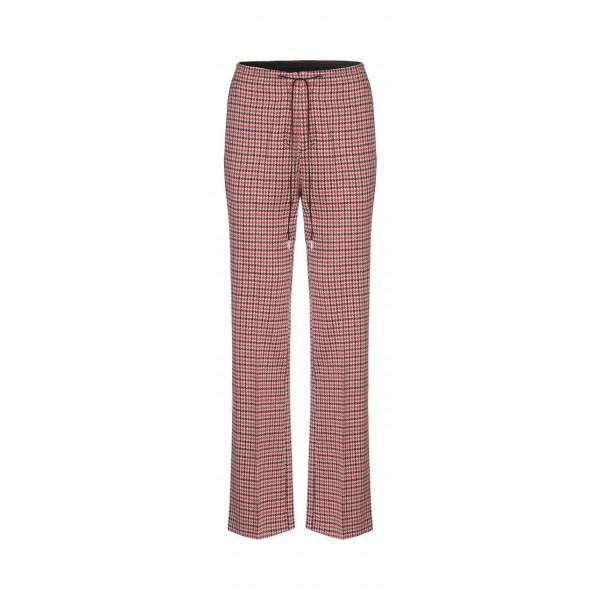 Graumann Nona Pants Jersey Checked