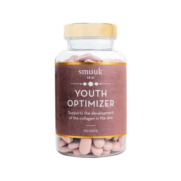 SMUUK SKIN YOUTH OPTIMIZER – 90 DAYS